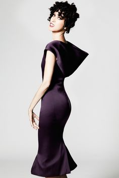 Zac Posen Resort 2014 Fashion Show
