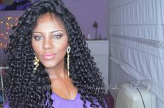 Full lace wig curly curl
