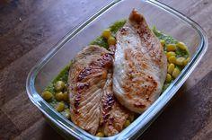 Jurnal de Dieta: Ziua 35: Pranz Rina Diet, Pesto, Steak, Cabbage, Pork, Low Carb, Vegetarian, Vegetables