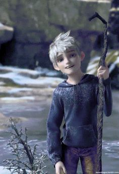 Fan Art of ★ Jack ☆  for fans of Jack Frost - Rise of the Guardians.