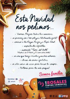La mejor #Navidad en Los Rosales!