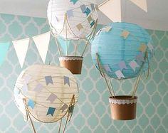 skurrile heiluftballon dekoration diy kit babyblau heiluftballon baby boy kindergarten unisex kinderzimmer dekoration - Kinderzimmer Dekoration In Schulen