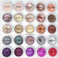 Happy Monday! I hope you all have a great day!  // super shock shadows to start of your day ✨ pic by @aprilmorrismua #colourpopcosmetics #colourpopfun #colourpopfunatics