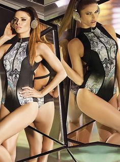 JOUR30 JOURNEY SCUBA ONE PIECE MONOKINI by Paradizia