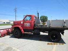 GMC Brigadier snowplow Snow Plow, Trucks, Vehicles, Pictures, Photos, Truck, Car, Grimm, Vehicle