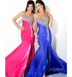 $570.00 Jovani Prom Dress at http://viktoriasdresses.com/ Through John's Tailors