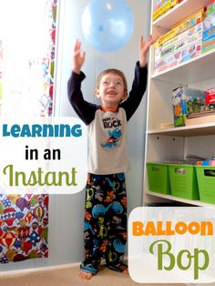 Learning in an Instant: Balloon Bop - Inner Child Learning