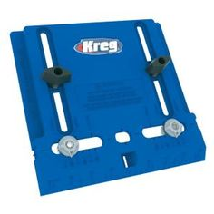 Kreg Tool Company KHI-PULL Cabinet Hardware Jig ** You can find more details by visiting the image link. (This is an affiliate link) Cabinet Knobs, Cabinet Hardware, Woodworking Furniture, Woodworking Projects, Woodworking Jigsaw, Woodworking Workshop, Woodworking Supplies, Woodworking Classes, Woodworking Jigs