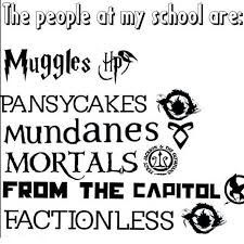 Harry Potter, Percy Jackson, The Mortal Instruments, Divergent, The Hunger Games all of my fandoms in one Percy Jackson, The Mortal Instruments, Book Memes, Book Quotes, Hunger Games, Shadowhunters, Fangirl, Fandom Crossover, I Love Books