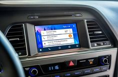 Hyundai expands DIY retrofit for Apple CarPlay Android Auto     - Roadshow  Roadshow  News  Auto Tech  Hyundai expands DIY retrofit for Apple CarPlay Android Auto  All the fun of Android jammed into your cars infotainment system!                                              Hyundai                                          Back in May Hyundai announced that owners of certain vehicles could retrofit their rides with Apple CarPlay and Android Auto smartphone connectivity systems using an…