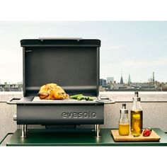 Browse out designer barbecues and fire pits. Modern Furniture, Furniture Design, Barbecues, Barbecue Grill, Grilling Recipes, Home And Garden, Kitchen Appliances, Fire, Box