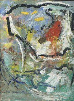"James Feely, ""Red Fox"" - mixed media on wood   9"" x 12"" on ArtStack #james-feely #art"