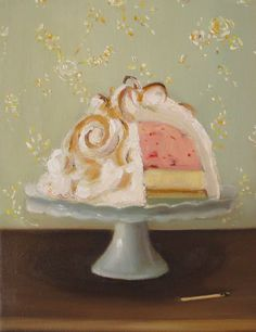 A Baked Alaska by Janet Hill