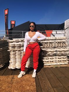 Jordyn Woods more of her outfits appearance here at 🌬✨. Black Girl Fashion, Curvy Fashion, Summer Outfits, Casual Outfits, Cute Outfits, Celebrity Outfits, Celebrity Style, Fasion, Fashion Outfits