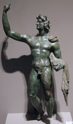 Hellenistic Alexander the Great, Alexandria, Egypt, c. 120BCE. Walters Art Museum