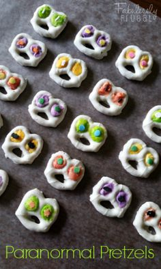 I'm pretty much obsessed with these Paranormal Pretzels - and I predict that you will be too!