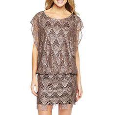 Crochet Drop Waist Dress - jcpenney