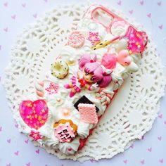 Sailor Chibi Moon Decoden iPhone 5/5s Case on Etsy, $33.19 AUD