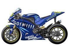 Yamaha YZR-M1 2004 - Go!!!!!!