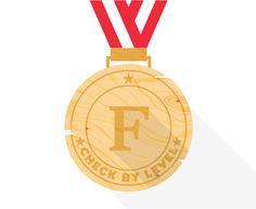 新しいメダルをゲットしたよ! 一緒に「間隔反復」トレーニングで効率良く英単語を覚えちゃおう! 「さくさく英単語」 【無料ダウンロード】