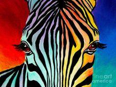 Zebra Art for Sale