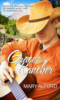 The world can wait: Grace and the Rancher -  Mary Alford