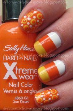 Erica's Nails and More halloween #nail #nails #nailart