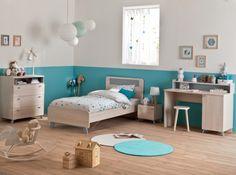 Mobilier chambre enfant bois conforama