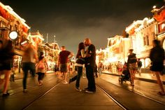 Disneyland Engagement Pics :  wedding engagement Disney 10