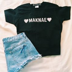 Heart Maknae T-Shirt