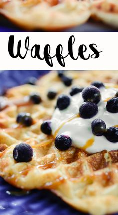 WAFFLES | VOHVELIT Waffles, Cereal, Breakfast, Recipes, Food, Morning Coffee, Meal, Food Recipes, Essen
