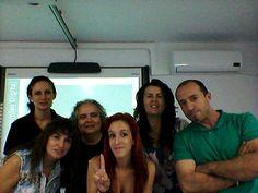 Los amigos de Huelva forman a 5 nuevos voluntarios. ¡Bienvenidos! ;)