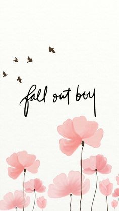 fall out boy, Logo, and patrick stump image