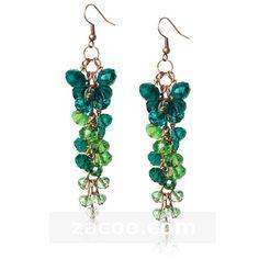 zacoo-clear-green-crystal-beads-chandelier-earrings