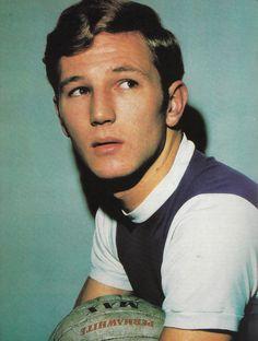 1969/70. Sheffield Wednesday's free scoring centre forward Jack Whitham