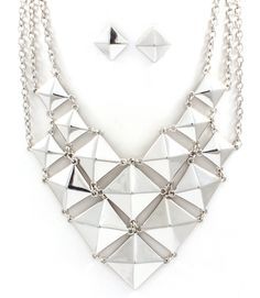 Ultimate Stud Necklace at www.capricci.nl