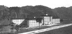 Santa Casa de Santos, 1945  Foto de  Rosi Rodrigues.