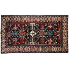 herez carpet | Fine Antique Herez Heriz Oriental Rug Carpet, c. 1920-30 8.5 x 12 ...
