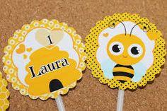 Resultado de imagem para festa aniversario abelha