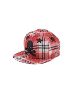 6dc5afa5b985c0 Philipp Plein Hat - Men Philipp Plein Hats online on YOOX United States