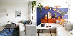 farbenmix trendkombinationen bei wandfarben grau puder und gelb pinterest blau wandfarbe. Black Bedroom Furniture Sets. Home Design Ideas