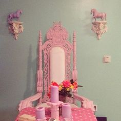 Finally finished! My #teaParty table