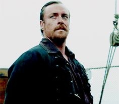 Our Top 10 Gay and Bisexual Male TV Characters - Malia Captain Flint, Toby Stephens, Boys Don't Cry, Hard Men, Black Sails, Pirate Life, Lost In Space, Stuff And Thangs, Good Looking Men
