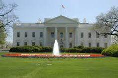 het Witte Huis in Amerika