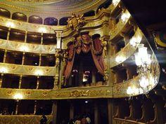 Teatro Nacional de São Carlos - Lisboa
