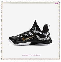 reputable site 808bd 3ebf7 offerte scarpe Nero Bianco Oro metallico 705370-071 Nike Zoom Hyperrev 2015