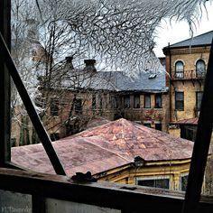 Massachusetts State Hospital for the Mentally Insane abandoned: Photo