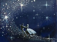 Cinderella Concept Art (Mary Blair)