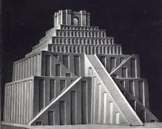 SumerianZiggurat - Architecture of Mesopotamia - Wikipedia, the free encyclopedia