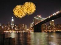 Celebrate the turn of the year in style on this New Year's Eve Cruise in New York! On this special occasion cruise in New York, you'll have the Manhattan skyline as your beautiful backdrop, spectacular view of the fireworks display at the Statue of Liberty and a fun-filled night of delicious food and DJ entertainment. Make your New Year's Eve celebration in New York City a night to remember…